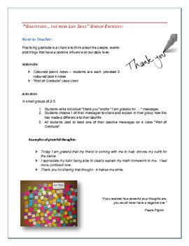 Gratitude - The New Life Skill