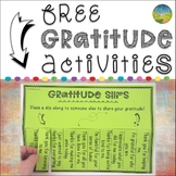Gratitude Workbook Freebie