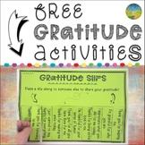 Gratitude Workbook Freebie