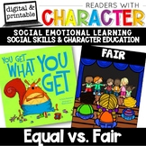 Gratitude and Fairness - Character Education | Social Emotional Learning SEL