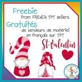 Gratuités de la St-Valentin 2021 - FRENCH Freebies for Val