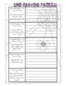Graves Family Strategy pages