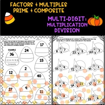 Subtracting multi-digit Numbers and Subtracting across zeros  4.NBT.4