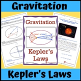 Gravitation: Kepler's Laws of Planetary Motion