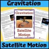 Gravitation: Satellite Motion
