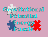 Gravitational Potential Energy Puzzle