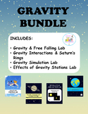 Gravity Activities Bundle