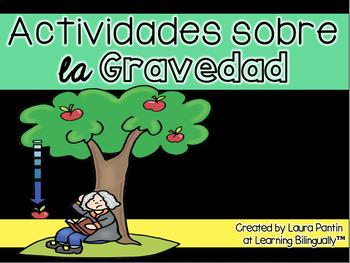 Gravity Activities in Spanish