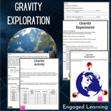 Gravity - Activity, Experiment, and Assessment