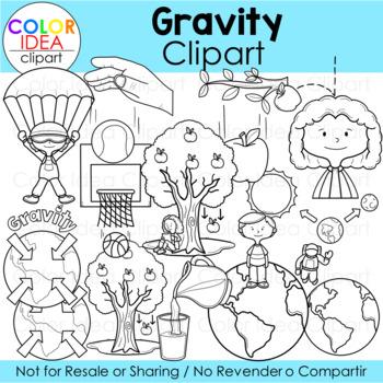 Gravity Clip Art