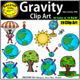 Gravity Clip Art    Educational Commercial Use