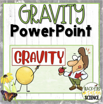 Gravity Doodle Notes-Power Point