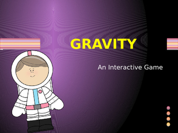 Gravity Interactive Game