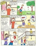 Gravity Comics (Lesson Plan / Activities)