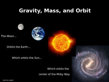 Gravity, Mass, and Orbit