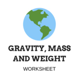 Gravity, Mass and Weight - Earth vs. the Planets