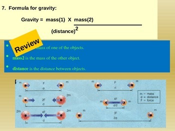 Gravity Notes Day 3 of 3