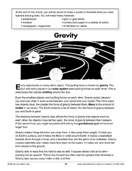 Gravity (Physical Science/Gravity)