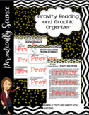 Gravity Reading Activity with Graphic Organizer