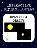 Gravity Simulation Lab