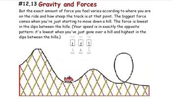 Physics - Gravity Unit (POWERPOINT)