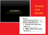Gravity Unit Bundle
