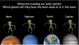 Gravity, Weight and Mass + Free Famous Scientists & literacy in Science