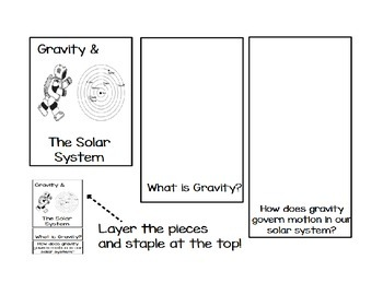 Gravity and the Solar System