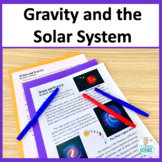Gravity in Galaxies and The Solar System: NGSS MS ESS1-2
