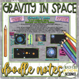 Gravity in Space Squiggle Sheets & Understanding Checkpoint NGSS MS-ESS1-2