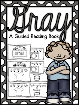 Gray Book For Guided Reading Groups