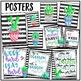 Gray Chevron & Chalk {Classroom Starter Kit} Back to School Printables