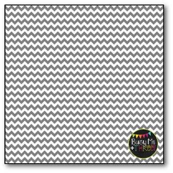 Gray Chevron Digital Papers {Commercial Use Digital Graphics}