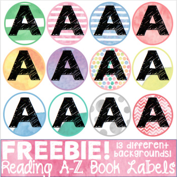 Gray Dots Library Labels