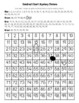 Gray Squirrel (Autumn/Fall; State Animal) Hundred Chart Mystery Picture