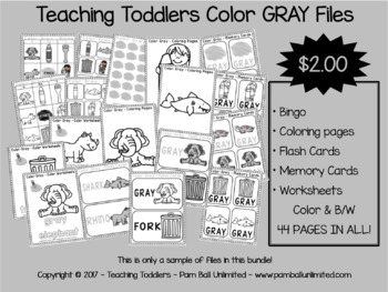 Gray - Toddler Files