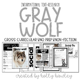 Gray Wolf-A Research Project