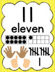 Gray & Yellow Classroom Decor Poster Pack