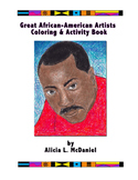 Great African-American Artists Coloring & Activity Book
