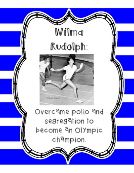 Great African American Sports Figures - PebbleGo Research