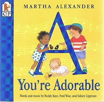 Great Alphabet Books