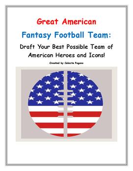 Great American Fantasy Football Draft!