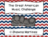 """Great American Music Challenge"" a study of four essential"