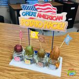 Great American Potato Race Classroom Community Building Activity