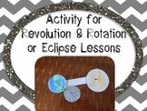 Revolution and Rotation Activity, Revolution and Rotation Craft