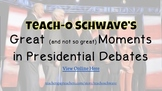 Great (And not so great) Moments in Presidential Debates