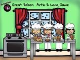 Great Baker:  Artic & Lang Game