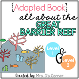 Great Barrier Reef Adapted Books ( Level 1 and Level 2 )