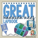 Great Barrier Reef Lapbook Kit
