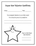 Great Behavior Certificates